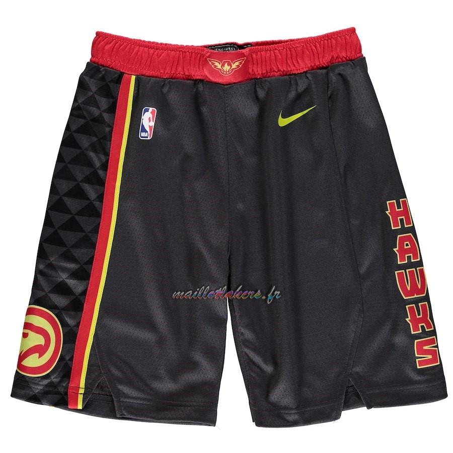 best website 644ef b058a Atlanta Boutique Basket Maillot Enfant La Hawks Pas Pour Che