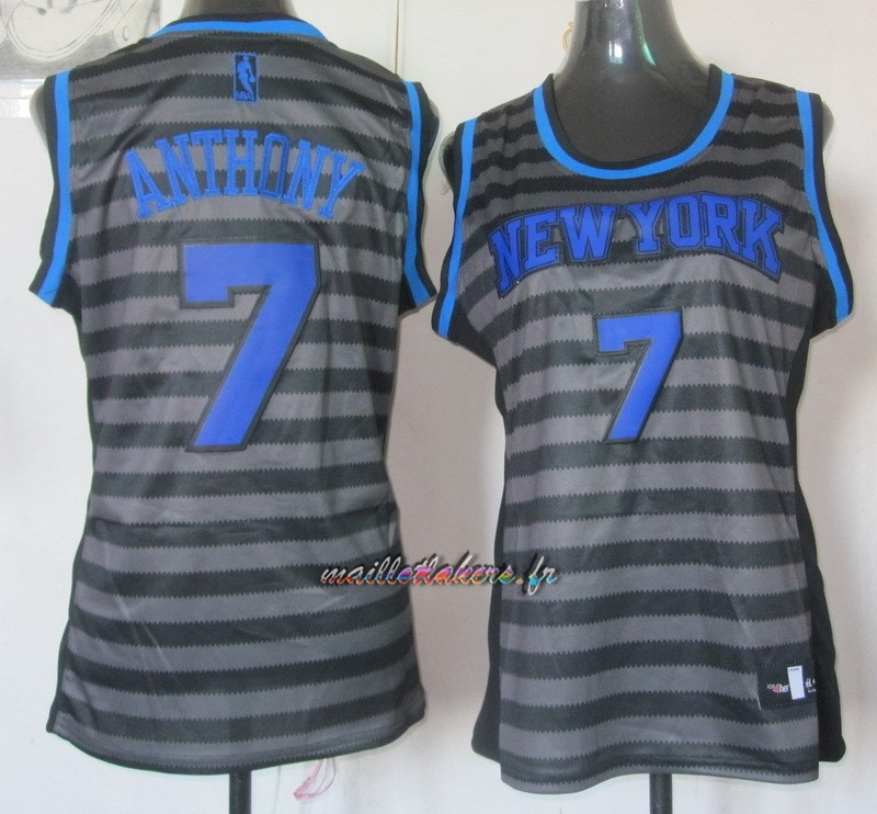 Maillot NBA Femme Groove Fashion NO.7 Carmelo Anthony Pas Cher