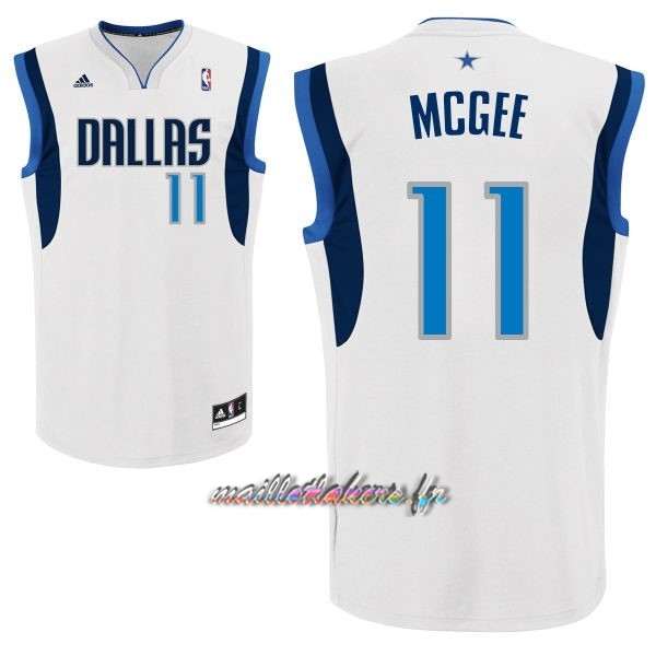 Maillot NBA Dallas Mavericks NO.11 Monta Ellis Blanc Pas Cher